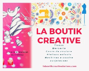 logo La Boutik' Créative