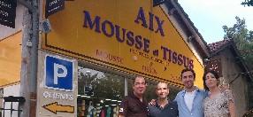 AIX MOUSSE ET TISSUS Aix en Provence